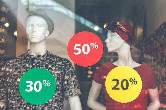Promocje w sklepach - jak rozsądnie kupować odzież i jedzenie?|MoneyMan_pl